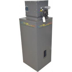 Silo intermédiaire 500 L pour aspirateur Cyclone