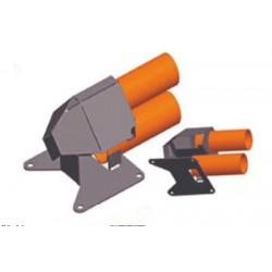 Sonde d'aspiration pour aspirateur à granulés