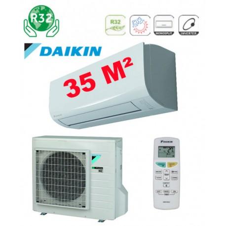 Climatiseur réversible Daikin Sensira monosplit 3.5 Kw