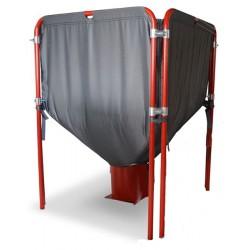 Mini silo toile 300 Kg